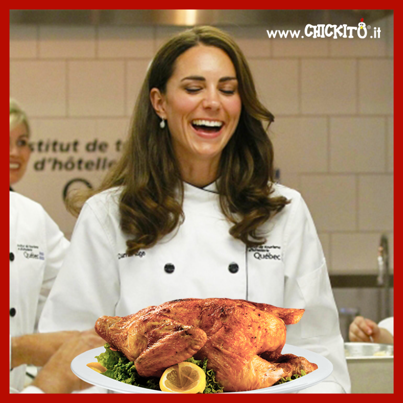 cucinare pollo arrosto kate middleton