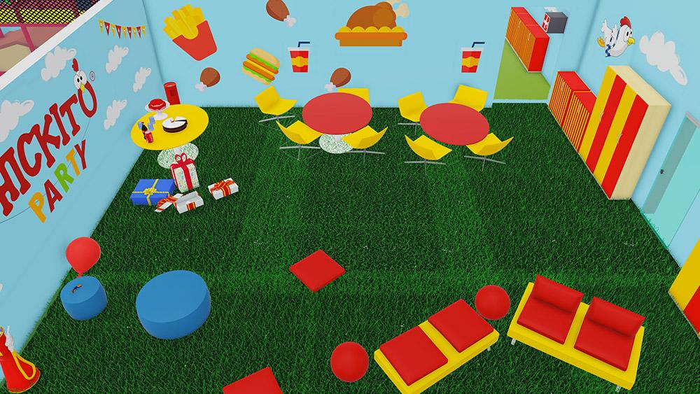 playground-animazione-chickito-party
