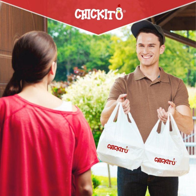 franchising chickito servizio di cibo a domicilio