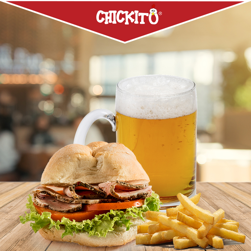 chickito cibo a domicilio franchising food delivery