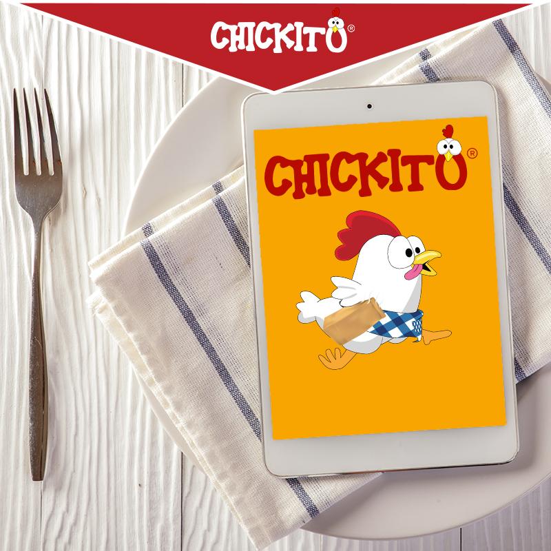 ordina con app chickito