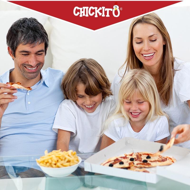 cena al ristorante cena a casa ordina chickito